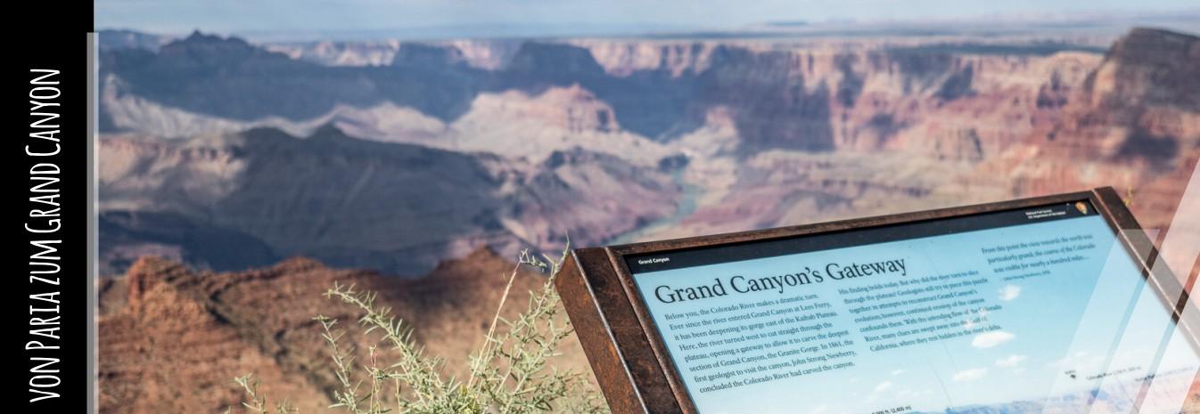 Tag 16 – 23.09.2017 – Von Paria zum Grand Canyon