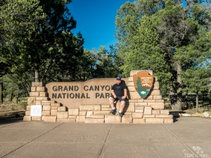 Grand Canyon South Entrance