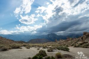 Sierra Nevada Alabama Hills