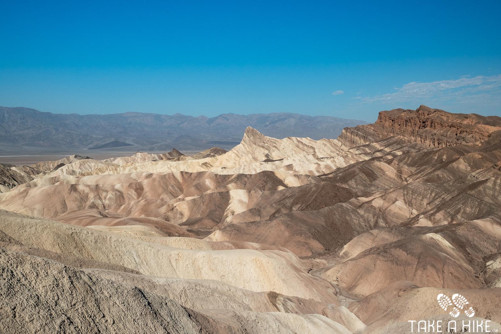 Zabriskie Point - Death Valley