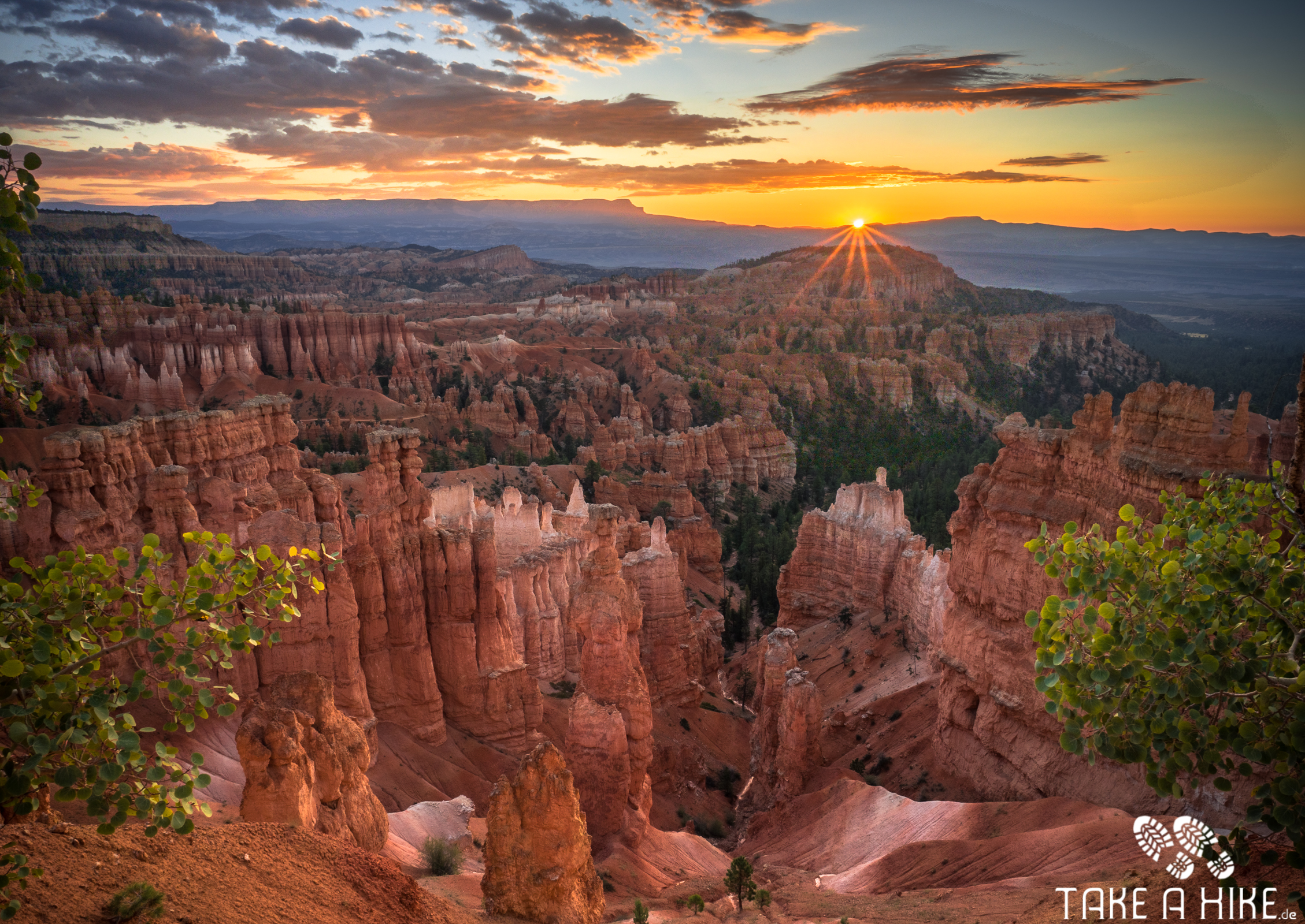Bryce Canyon - Sunset Point - Sonnenaufgang