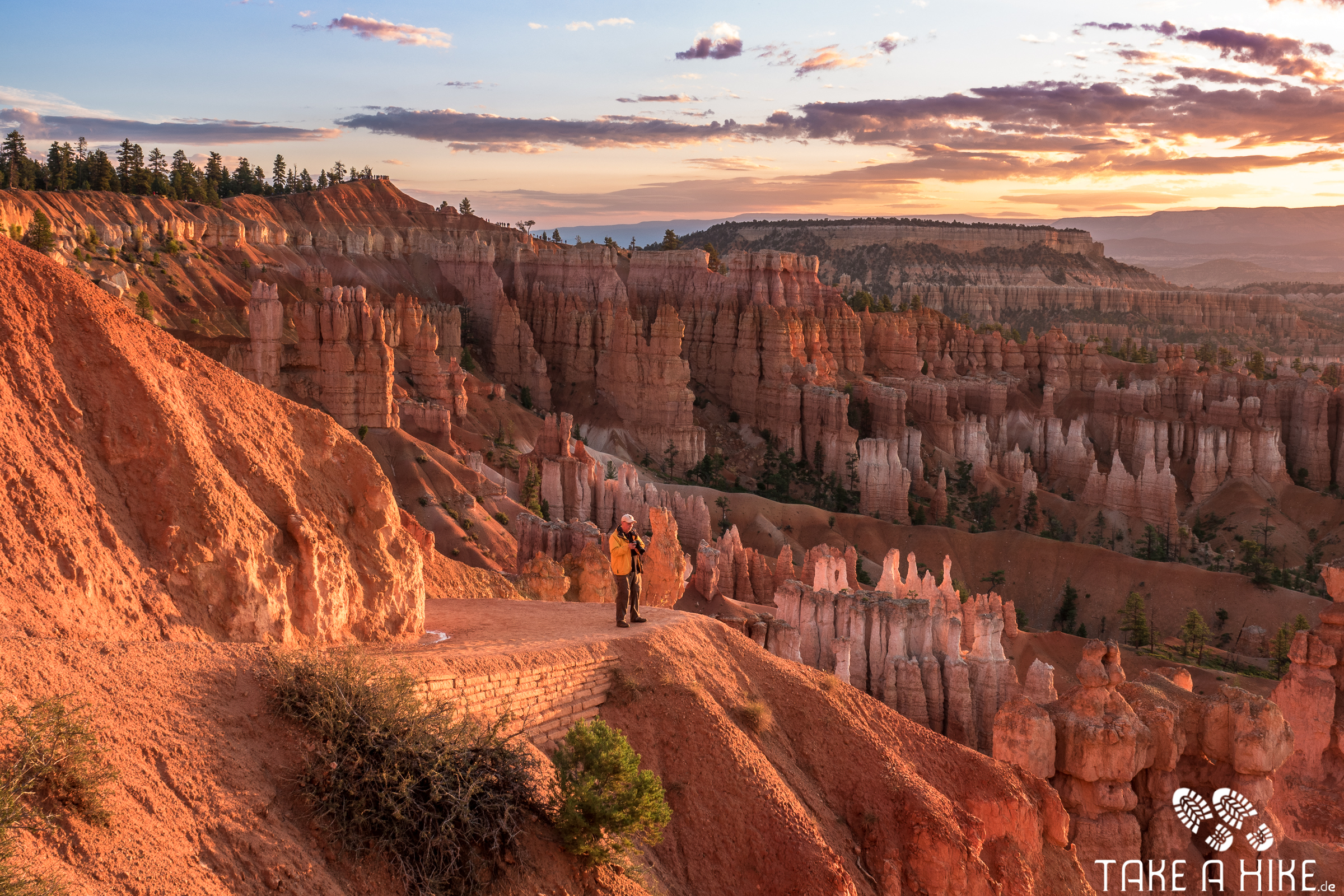 Bryce Canyon - Sunset Point - Das beste ?