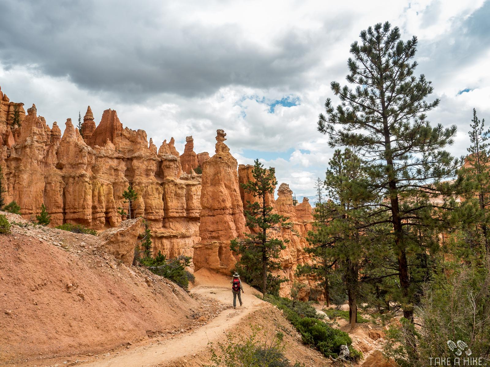 Bryce Canyon – Peek-a-Boo Trail - die Rangerin