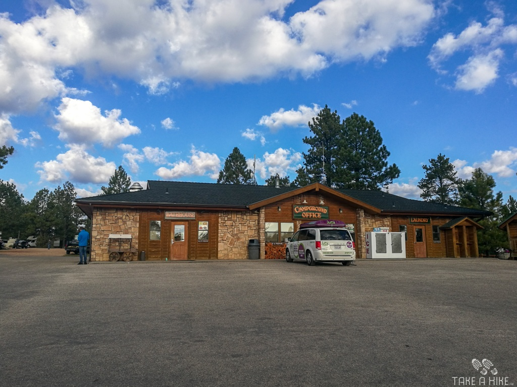 Ruby's Inn & Campground - Office