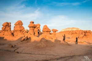 Goblin Valley - Profi Shooting