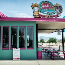 TMr. D'z Route 66 Diner