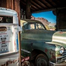 Nelson Ghost Town - die alte Werkstatt