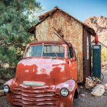 Nelson Ghost Town - noch mehr Oldtimer