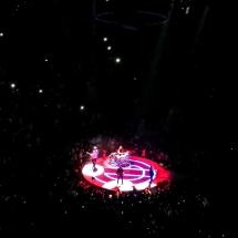 U2 auf der B-Stage