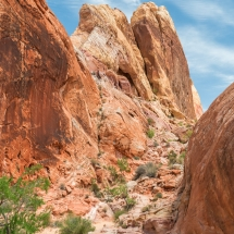 Valley Of Fire - White Dome Trail