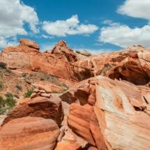 White Dome Trail Seitencanyon