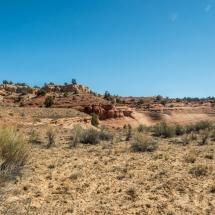 Vom Trailhead zum Big Horn Canyon