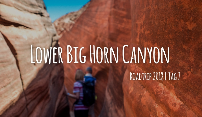 Tag 7 – 16.05.2018 – Lower Big Horn Canyon