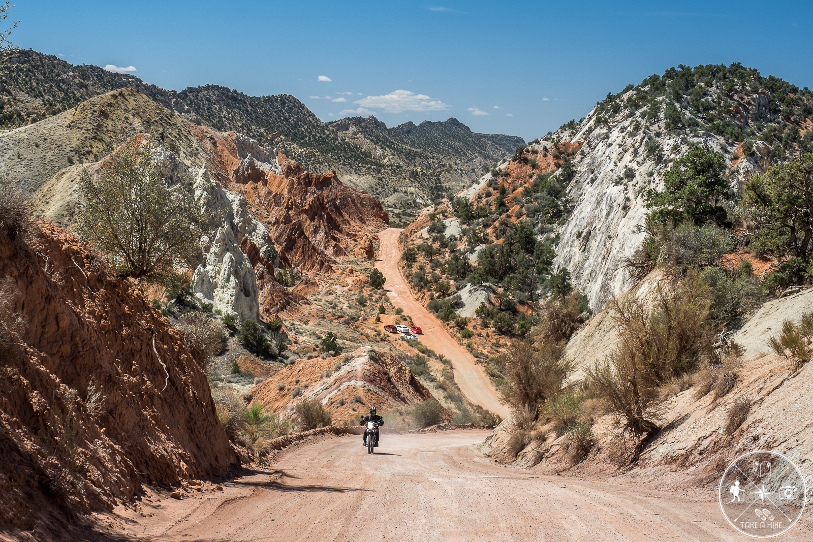 Cottonwood Canyon Road - Coxcomb