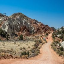 Cottonwood Canyon Road - Coxcomb